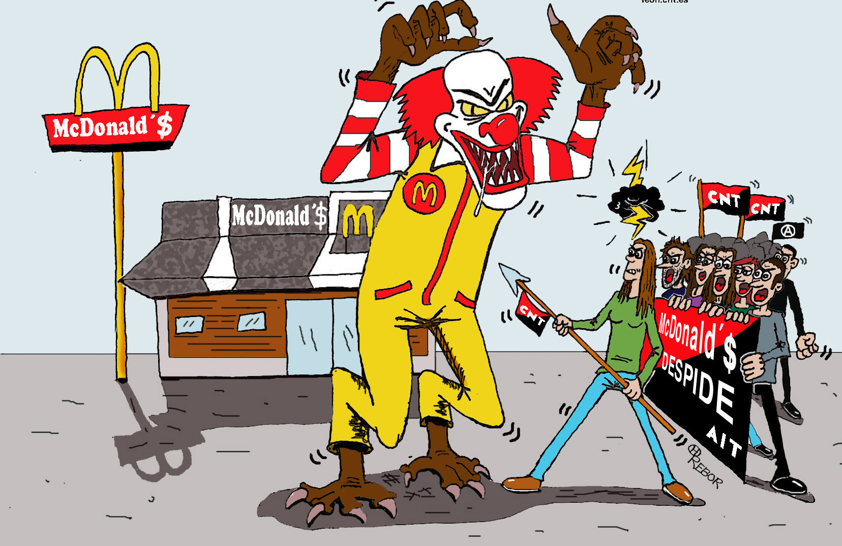 Boicot McDonald's