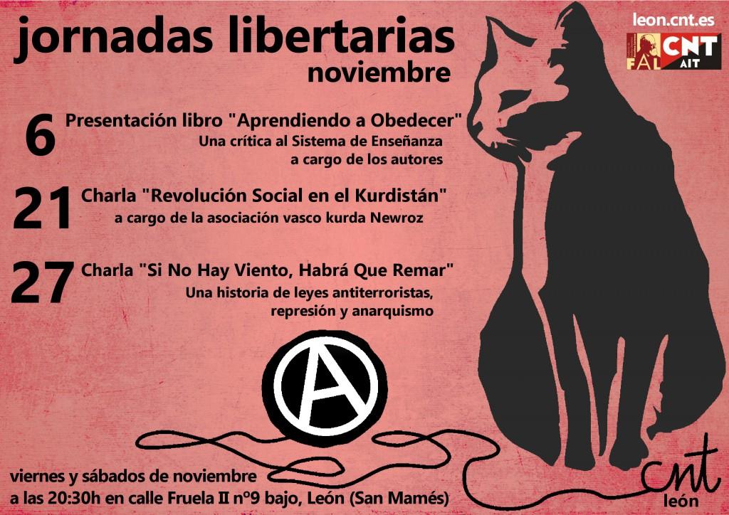 Jornadas Libertarias 2015