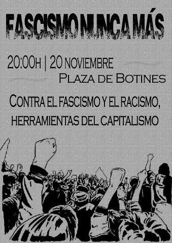 20-N. León Antifascista