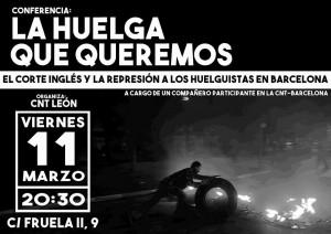 Conferencia: La Huelga que queremos