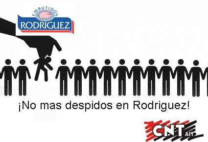 Continúa el Conflicto con Embutidos Rodriguez