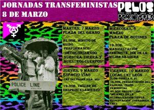 JORNADA FEMINISTA – PRESENTACIÓN FANZINE Y PROYECCIÓN – VIERNES 10 DE MARZO