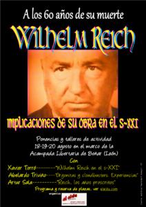 Ateneu Llibertariu D'Uviéu organiza el taller sobre WILHELM REICH, en la XVI Acampada Libertaria
