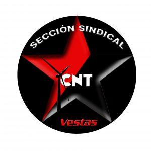 Mensaje de despedida de la Sección Sindical de CNT en Vestas