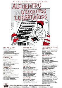 CICLO DE CINE LIBERTARIO, EL LUNES 10, MARTES 11, MIÉRCOLES 12 Y JUEVES 13 DE SEPTIEMBRE A LAS 20:00 H